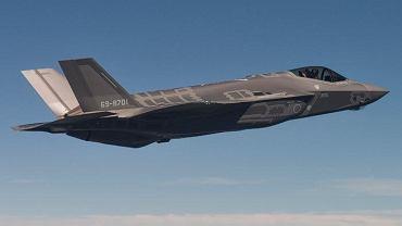 Japoński F-35 (zdj. ilustracyjne)