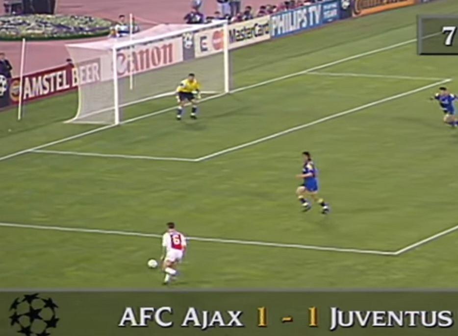 Ajax - Juventus. finał Ligi Mistrzów