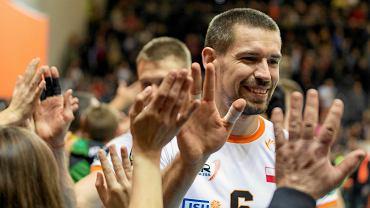 Jastrzębski Węgiel po wygranej z Zenitem Kazań. Dawid Konarski na razie 'piątki' z kibicami nie przybije?