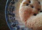 Biszkopt z jagodami - Zdjęcia