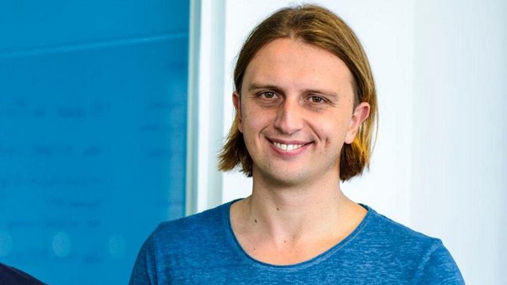 Nikołaj Storonski, współtwórca fintechu Revolut
