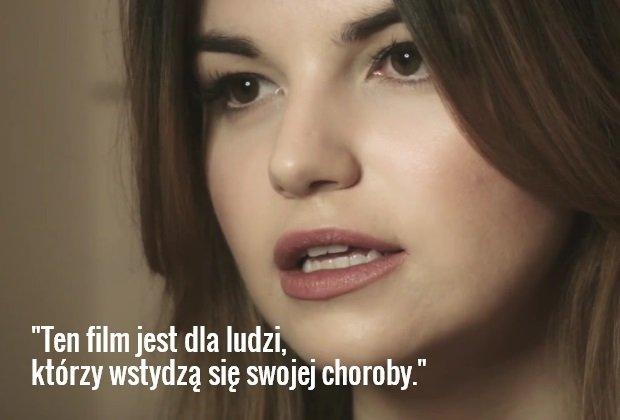 Autorką wideo pokazującego, jak wygląda życie z depresją, jest Katarzyna Napiórkowska. Swoją nową produkcję kieruję do osób, które chcą wspierać bliskich zmagających się z chorobą.