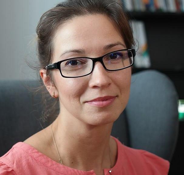 Ewelina Kubicka, psychoterapeutka
