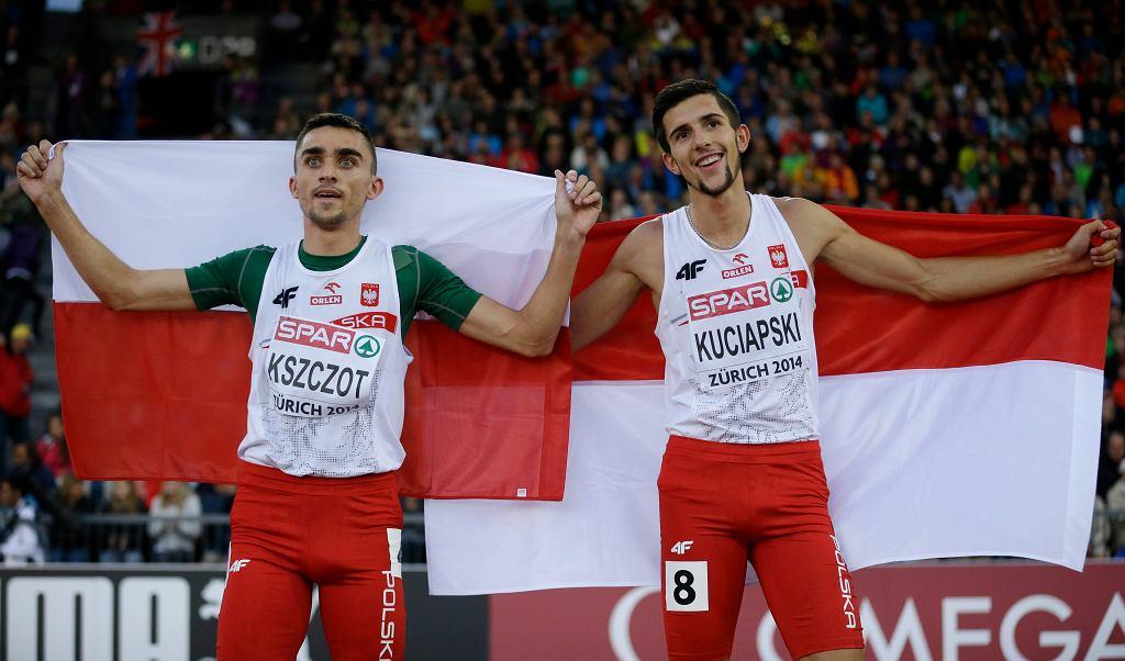 Switzerland Athletics Europeans