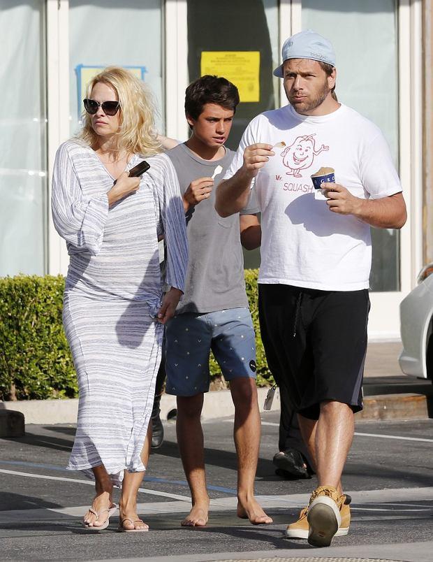 Dylan Jagger Lee, Pamela Anderson