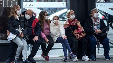 Włochy. Epidemia koronawirusa