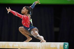Igrzyska olimpijskie Rio 2016. Gimnastyka. Nadleciała Simone Biles