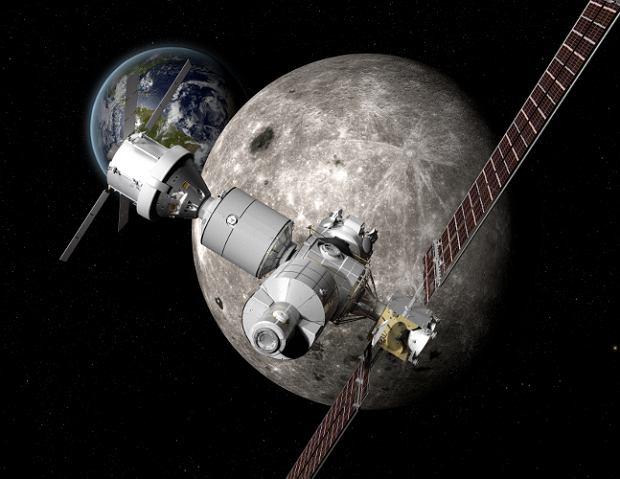 Orbitalna stacja kosmiczna Deep Space Gateway