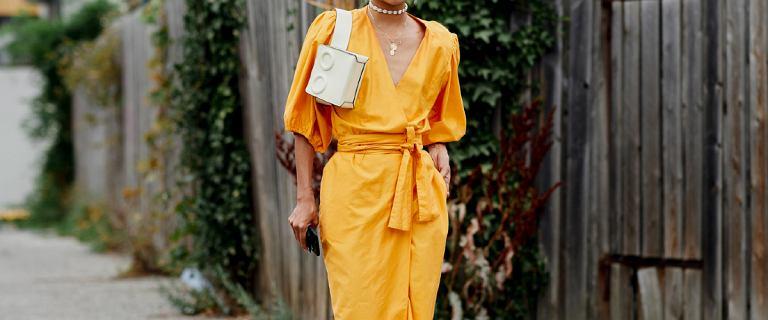 Wiosenne sukienki z popularnych sieciówek! Te model zachwycają wzorami i kolorami!