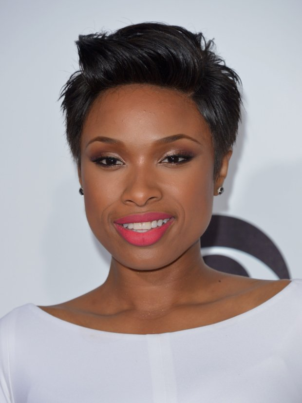 Jennifer Hudson arrives at the 40th annual People's Choice Awards at Nokia Theatre L.A. Live on Wednesday, Jan. 8, 2014, in Los Angeles. (Photo by John Shearer/Invision/AP)
