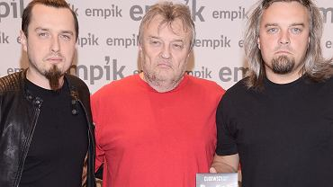 Piotr Cugowski, Krzysztof Cugowski, Wojciech Cugowski