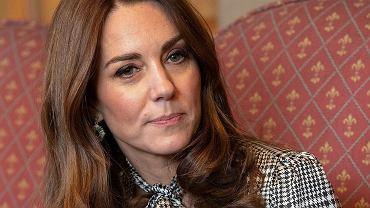 Księżna Kate ze łzami w oczach mówi, czego najbardziej się boi
