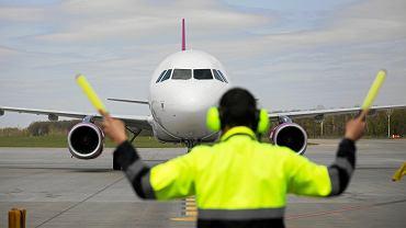Samolot. Zdjęcie ilustracyjne