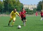 Piłkarki Sportowej Czwórki Radom trzykrotnie zdobyły Rysy
