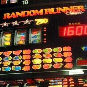 """Automat do gry """"Jednoręki bandyta"""""""