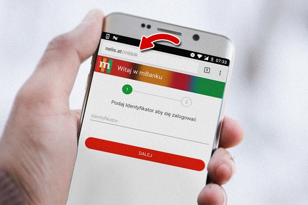 Fałszywa aplikacja pozwala na przejęcie kontroli nad kontem
