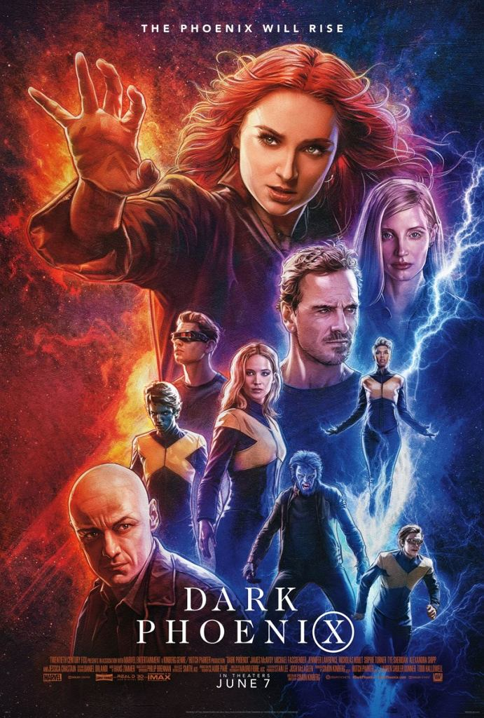 X-Men: Dark Phoenix - plakat