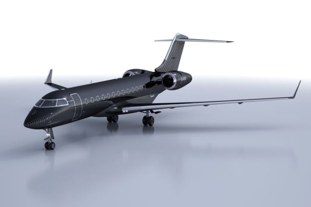 GLOBAL Express black