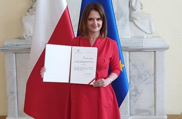 Anna Schmidt-Rodziewicz, pełnomocniczka rządu ds. dialogu międzynarodowego