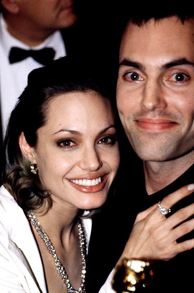 Angelina Jolie i James Haven