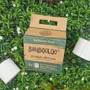 Papier toaletowy z bambusa