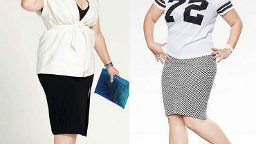 Moda XL: modne stylizacje do pracy i na co dzień