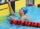 Damian Chrzanowski z brązem. Pływak był bliski wyjazdu na olimpiadę