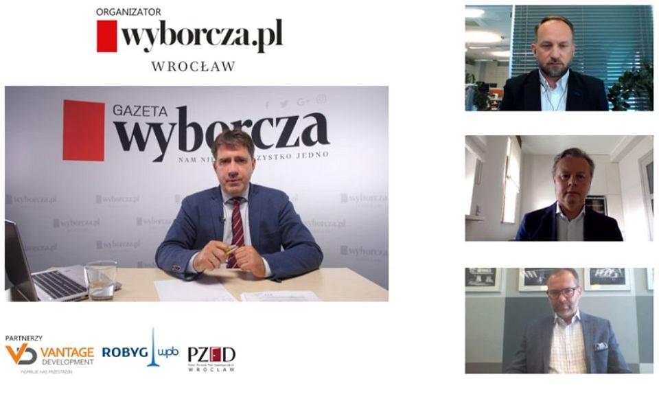 Debaty o wpływie epidemii koronawirusa na rynek mieszkaniowy we Wrocławiu