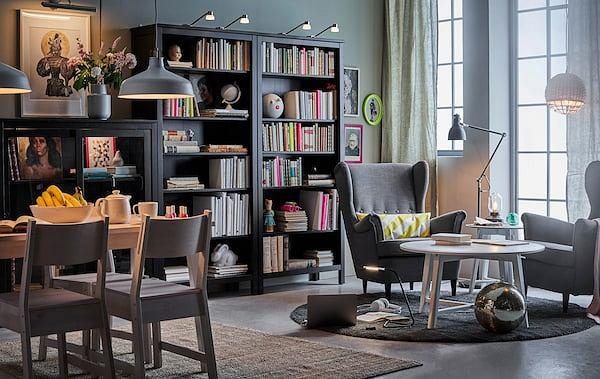 Oświetlenie IKEA: funkcjonalne rozwiązania do każdego wnętrza