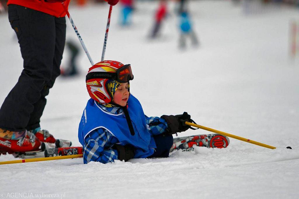 Nie bój się zabrać przedszkolaka na narty