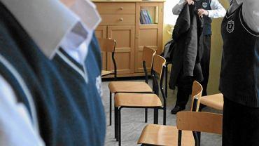 04.04.2013 Szóstoklasiści przed testem przedgimnazjalnym