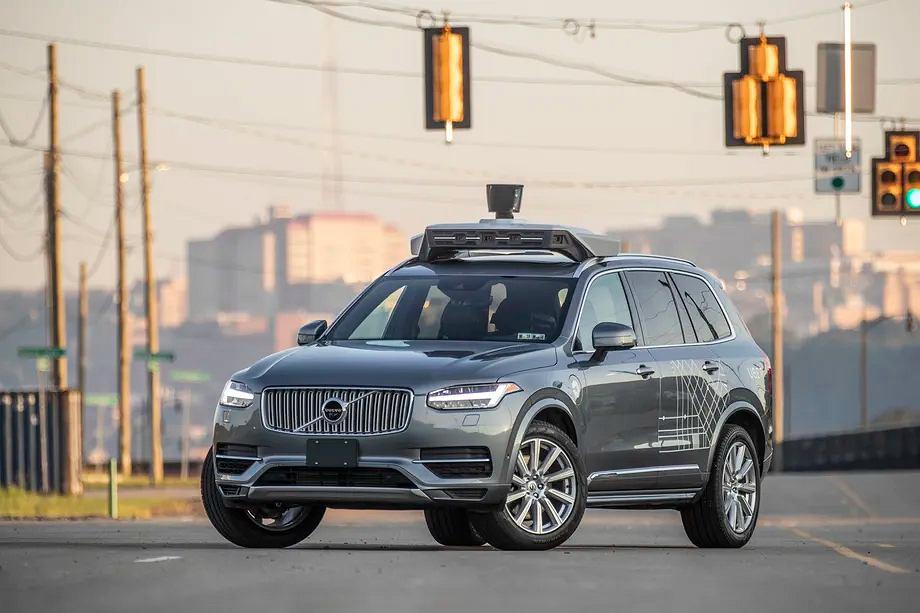 Autonomiczny samochód Waymo (Google)