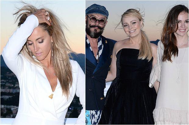 Zdjęcie numer 0 w galerii - Do Cannes nie dotarli żadni polscy aktorzy, ale celebryci bawią się wybornie. Tylko... jak oni się tam znaleźli?!