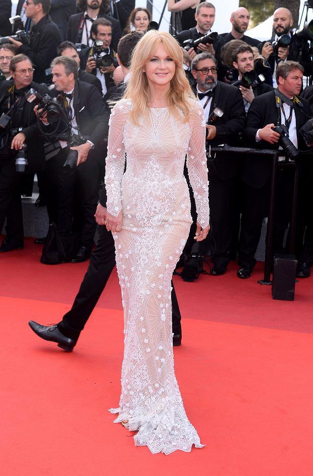 Grażyna Torbicka na Festiwalu Filmowym w Cannes