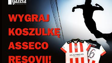 Wygraj koszulke Asseco Resovii