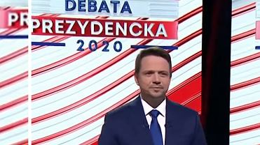 Debata w TVP kandydatów na prezydenta RP