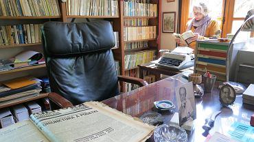 Gabinet Jerzego Giedroycia w Maisons-Laffitte