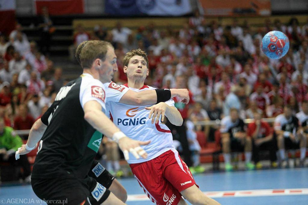 Ergo Arena, eliminacje MŚ piłkarzy ręcznych: Polska - Niemcy 25:24