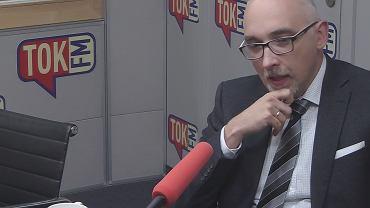 na zdjęciu: sędzia Marcin Łochowski