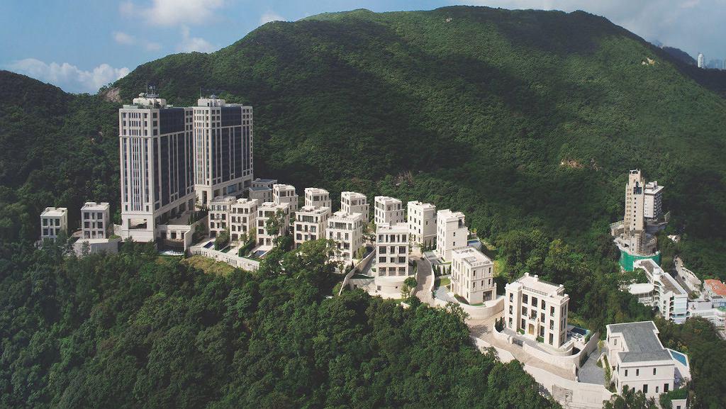 Mount Nicholson, Hong Kong
