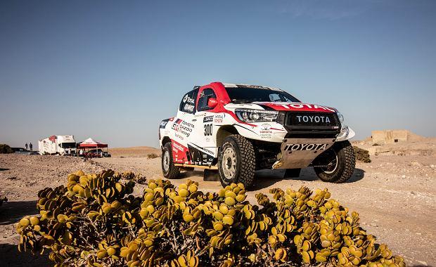 Fernando Alonso pojedzie w Rajdzie Dakar