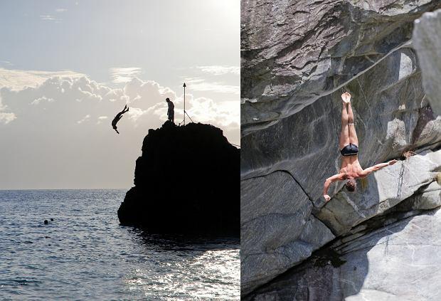 Sporty z adrenaliną