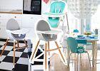 Krzesełka do karmienia dzieci - te modele pasują do każdej jadalni