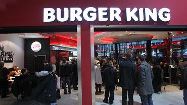 Burger King wprowadził do oferty lody... z bekonem.