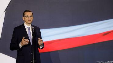Mateusz Morawiecki ogłosił w Świdniku Program Inwestycji Strategicznych