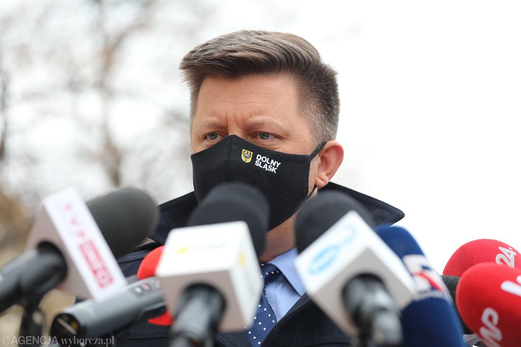 Michał Dworczyk, szef KPRM