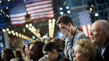 Wyborcy Hillary Clinton