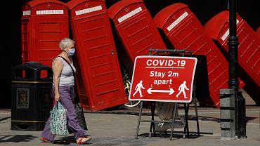 Wielka Brytania wycofuje 750 tys. testów na koronawirusa. Mogą być niebezpieczne (zdjęcie ilustracyjne)