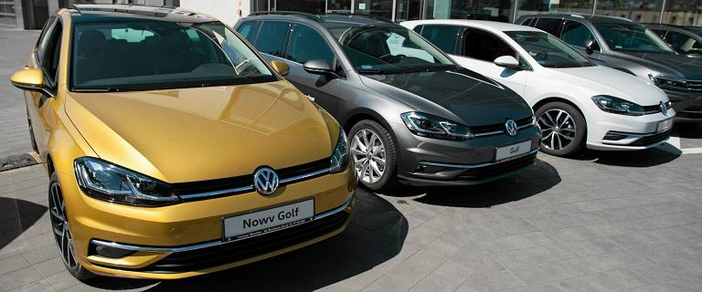 Volkswagen chce jeszcze bardziej nakręcić sprzedaż swojego bestsellera. Mamy nowy cennik Golfa
