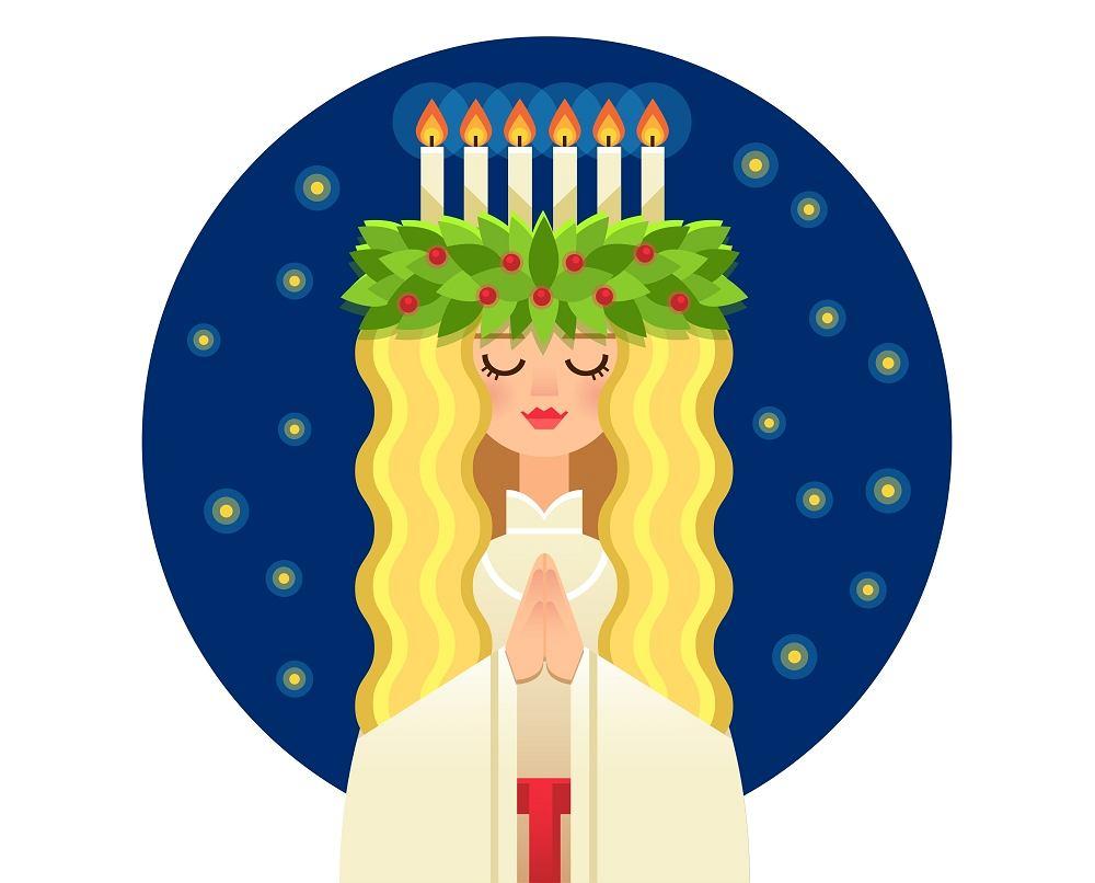 Dzień świętej Łucji to dzień, w którym od kilku wieków wróży się przyszłość